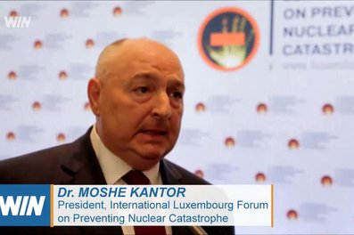 Dr. Moshe Kantor on US Withdrawal from Iran Agreement