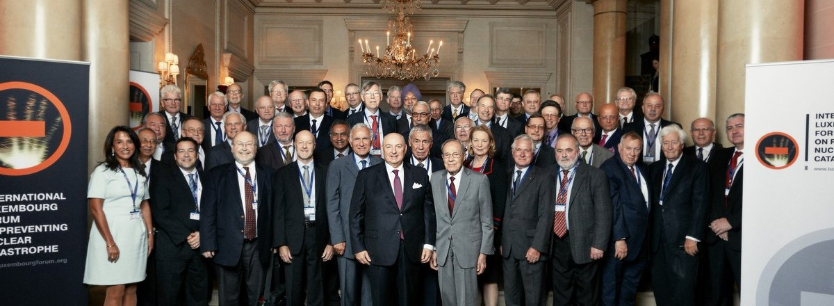 "10th Anniversary Conference of the International Luxembourg Forum on Preventing Nuclear Catastrophe ""Topical Issues of Nuclear Non-Proliferation"". Paris, October 9-10, 2017"