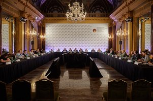 "Conference of the International Luxembourg Forum ""Arms Control: the Burden of Changes"". Rome, June 4-5, 2019"
