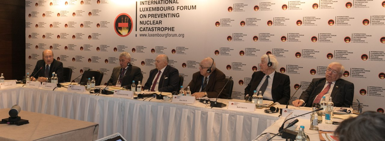 International Luxembourg Forum Supervisory Council meeting