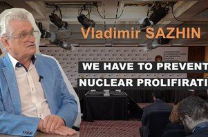 ILF Interview - Vladimir Sazhin - Part II