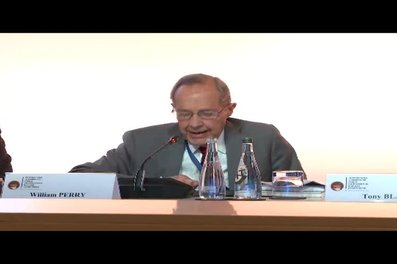 Speech by Dr. William Perry at the 10th anniversary conference of the International Luxembourg Forum in Paris
